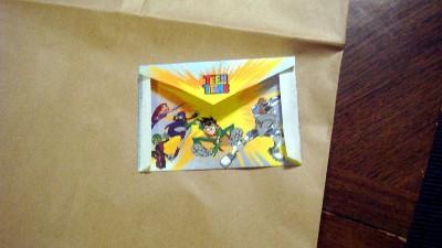 Craft envelope 001