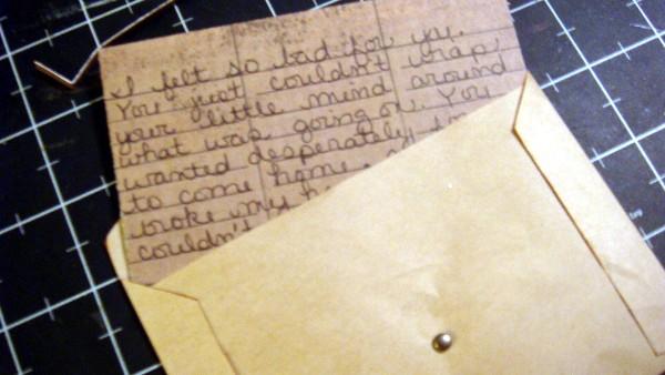 Craft envelope 007