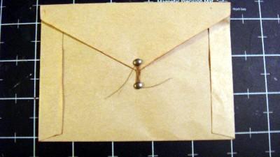 Craft envelope 008